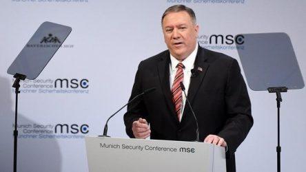 Μ. Πομπέο: Να «λογοδοτήσουν» οι δράστες της επίθεσης εναντίον αμερικανικής βάσης στο Ιράκ