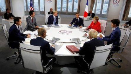 G7: Οι ΗΠΑ επέμειναν στην κινεζική «παραπληροφόρηση»