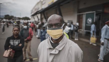 """Η Αφρικανική Ήπειρος """"βυθίζεται"""" κι άλλο εξ αιτίας της πανδημίας"""