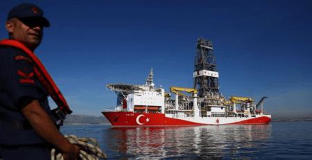 Το γεωτρύπανο «Φατίχ»  πάει στη Μαύρη Θάλασσα