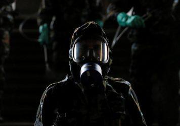 «Κατασκοπία της Μάσκας» – Υλικό που προορίζονταν για την Γερμανία «κατάσχεσαν» οι ΗΠΑ