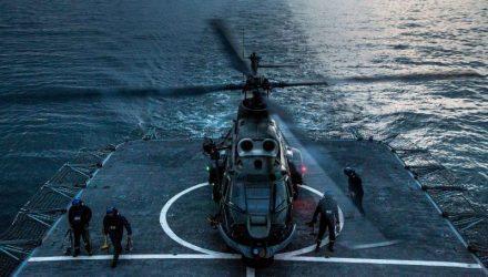 Αγνοείται ελικόπτερο του ΝΑΤΟ στην θαλάσσια περιοχή της Κεφαλονιάς