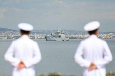 """Τι συνέβη πραγματικά με την Τουρκική """"Άσκηση"""" στην Αν. Μεσόγειο – Ο ρόλος της Ιταλίας"""