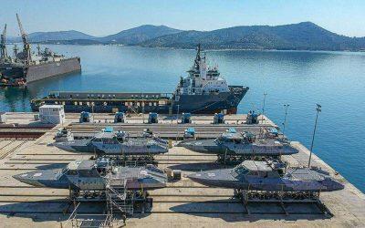 Οι ΗΠΑ παραχώρησαν τέσσερα σκάφη ανορθόδοξου πολέμου στην Ελλάδα