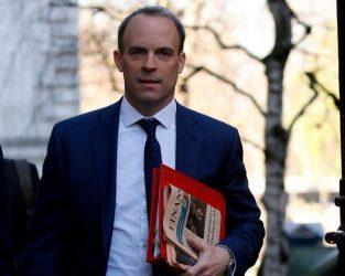 Μ.Βρετανία: Αναλαμβάνει καθήκοντα Πρωθυπουργού ο Ντομινίκ Ράαμπ