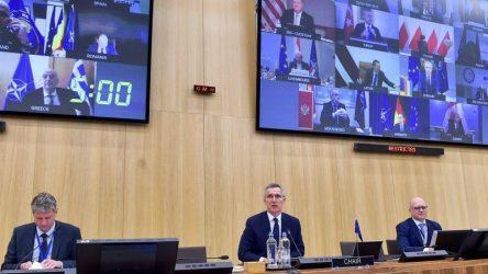 Υπουργική Σύνοδος του ΝΑΤΟ: Επίθεση Νίκου Δένδια στην Τουρκία