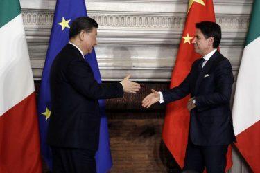 Η Κίνα πούλησε ιατρικό εξοπλισμό στην Ιταλία που της είχε δωρίσει η τελευταία