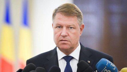 Klaus Iohannis: Για έναν ακόμα μήνα η Ρουμανία σε κατάσταση έκτακτης ανάγκης