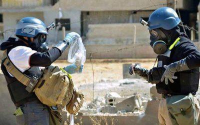 O ΟΑΧΟ κατηγορεί το συριακό καθεστώς για επιθέσεις με χημικά όπλα