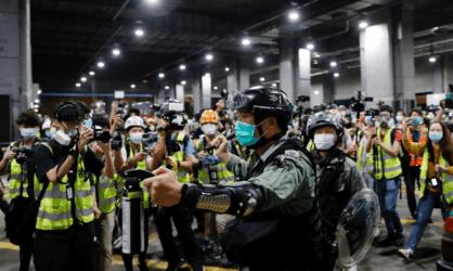 Η Κίνα εν μέσω Πανδημίας γίνεται πιο επιθετική σε Ταϊβάν – Χονγκ Κονγκ