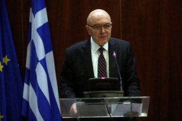 Σε προληπτική καραντίνα ο υφυπουργός Εξωτερικών Κώστας Φραγκογιάννης