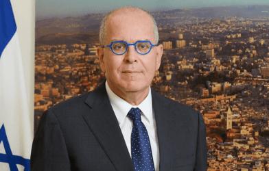 Γιόσι Αμράνι στο «V»: Η νέα κυβέρνηση του Ισραήλ θα συνεχίσει την εξέλιξη της σχέσης με την Ελλάδα