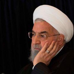 """Ρουχανί: """"Ο κορονοϊός μπορεί να μείνει πολλούς ακόμα μήνες στο Ιράν"""""""