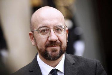 Σαρλ Μισέλ: Ομόφωνα τα κράτη μέλη της ΕΕ καταδικάζουν τις τουρκικές προκλήσεις
