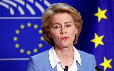Η Ευρώπη χρειάζεται ένα σχέδιο Μάρσαλ διαπιστώνει η πρόεδρος της Κομισιόν