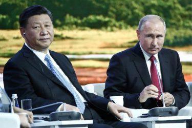 Σι Τζινπίνγκ: Κίνα και η Ρωσία πρέπει να υπερασπίσουν το παγκόσμιο σύστημα υγείας
