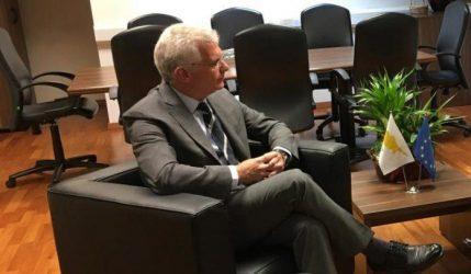Πρέσβης του Ισραήλ στην Λευκωσία: Ανησυχούμε για τις κινήσεις της Τουρκίας στην ΑΟΖ της Κύπρου