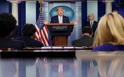 Τραμπ: Θα υπάρξουν πολλοί θάνατοι