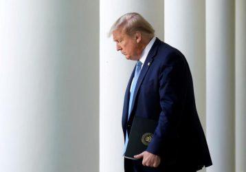 Για κακοδιαχείριση κατηγορεί τους Δημοκρατικούς κυβερνήτες Πολιτειών ο Τραμπ