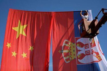 Σερβία: Επιπλέον ιατρική βοήθεια έφθασε στο Βελιγράδι από την Κίνα