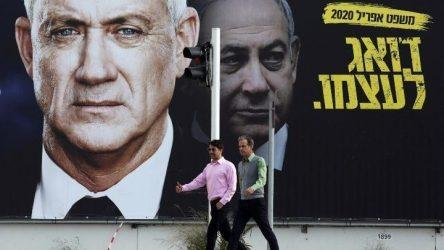 Ισραήλ: Συμφωνία Νετανιάχου-Γκαντς για κυβέρνηση έκτακτης ανάγκης