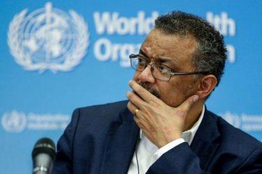 Η πανδημία του νέου κορονοϊού δεν θα είναι η τελευταία, προειδοποιεί ο επικεφαλής του ΠΟΥ