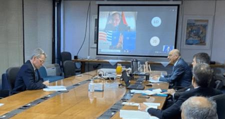 Ο Έλληνας Υπουργός Εξωτερικών ζητά εγγυήσεις από τους Αμερικανούς για την Λιβύη