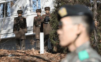 Η επανεμφάνιση του Κιμ συνοδεύτηκε με σοβαρό επεισόδιο στα σύνορα με την Νότια Κορέα