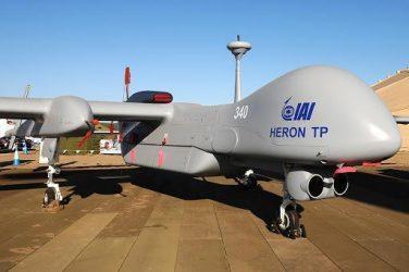 Τι αναφέρει η Ισραηλινή Πρεσβεία για την εκμίσθωση των Heron UAVs από την Ελλάσα