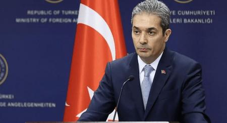 Τουρκικό υπουργείο Εξωτερικών: Παραβιάσατε τα σύνορα