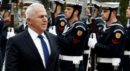 Ευάγγελος Αποστολάκης:Επιμένω σε ισοπέδωση αν ανέβουν Τούρκοι σε βραχονησίδα