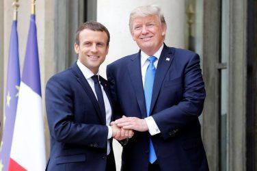 Τραμπ και Μακρόν συμφώνησαν να διεξαχθεί η σύνοδος της G7 διά ζώσης και στο άμεσο μέλλον