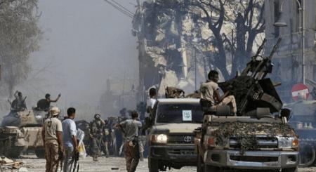 Ο στρατός του Χαφτάρ ισχυρίζεται ότι κατέρριψε 13 τουρκικά Drones τις τελευταίες ώρες