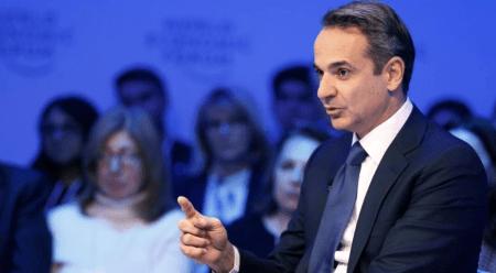 Πρωθυπουργός: Η χώρα θα αντιμετωπίσει όλες τις προκλήσεις με προσήλωση στο Διεθνές Δίκαιο