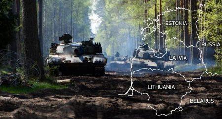 Ο Covid-19 δεν σταματά την πίεση ΝΑΤΟ και ΗΠΑ στην Ρωσία