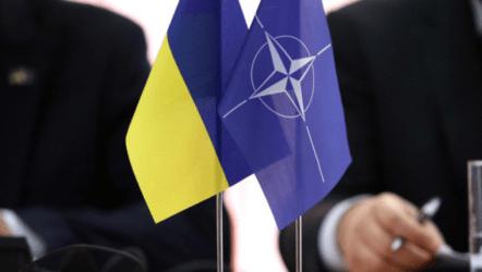 Η Ουκρανία δηλώνει έτοιμη να ενισχύσει την σχέση της με το ΝΑΤΟ