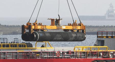 Κρεμλίνο: Η Ρωσία δεν θα αλλάξει τα σχέδια της για τον Nord Stream 2