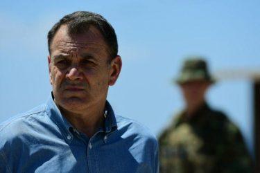 Διαψεύδει το Υπουργείο Άμυνας τα κρούσματα στις Ένοπλες Δυνάμεις