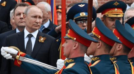 Ρωσία: Τον Ιούνιο οι παρελάσεις νίκης παρά την αύξηση των νέων κρουσμάτων Covid-19
