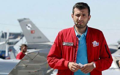 Προκαλεί ο Σελτσούκ Μπαϊρακτάρ με πτήση μη επανδρωμένου αεροσκάφους στον Έβρο και κωδικό πτήσης τον αριθμό 1453