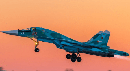 Ρωσικά μαχητικά αναχαίτισαν αμερικανικά αεροσκάφη στη Μαύρη Θάλασσα