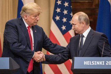 Συνομιλία Τραμπ-Πούτιν για Πανδημία, εξοπλισμούς και πετρέλαιο