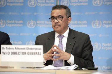 «Πολύ απογοητευμένος» δηλώνει ο Γενικός Γραμματέας του ΠΟΥ με την Κίνα δεν έχει εγκρίνει ακόμη την είσοδο των ειδικών