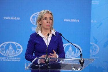 Μαρία Ζαχάροβα: Ο ρωσικός και ο τουρκικός στρατός συνεχίζουν να εργάζονται