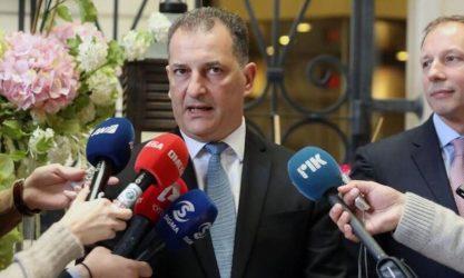Γιώργος Λακκοτρύπης: Κύπρος, Ελλάδα και Ισραήλ μοιράζονται κοινές αρχές αλλά και κοινό όραμα για το μέλλον