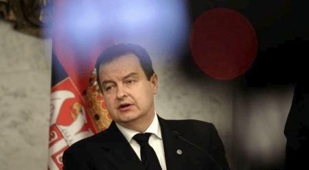 Ντάτσιτς: Η ενδυνάμωση της συνεργασίας Ελλάδας- Σερβίας έχει στρατηγικό χαρακτήρα