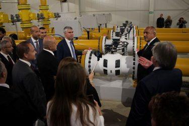 Η Βουλγαρία σχεδιάζει να ολοκληρώσει τον αγωγό Balkan Stream έως το τέλος του έτους