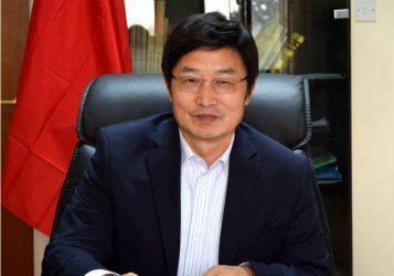 Με τον Πρόεδρο της Βουλής των Αντιπροσώπων συναντήθηκε ο Πρέσβης της Κίνας στην Κύπρο