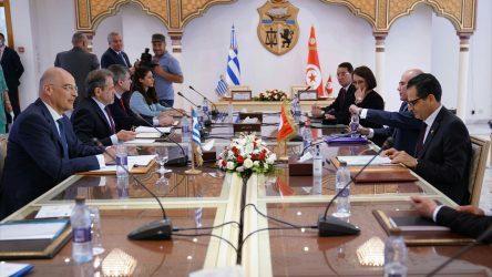 Υπουργός Εξωτερικών: Η εμπλοκή της Τουρκίας στη Λιβύη αποσταθεροποιεί την περιοχή