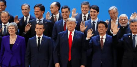 G20: 21 δισ. δολάρια για την καταπολέμηση της Πανδημίας